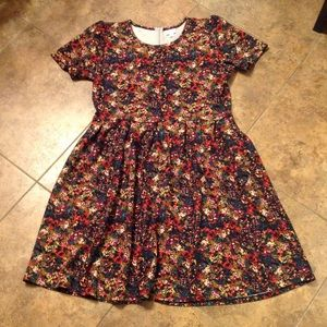 LuLaRoe Amelia Dress. Size 3XL.